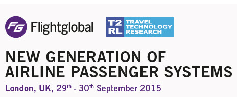 New Generation of Airline Passanger Systems 2015 logo