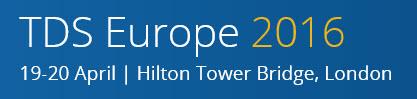 TDS Europe 2016 logo