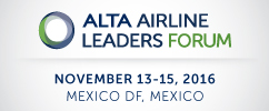 Alta Airline Leaders Forum - November 13-15 2016