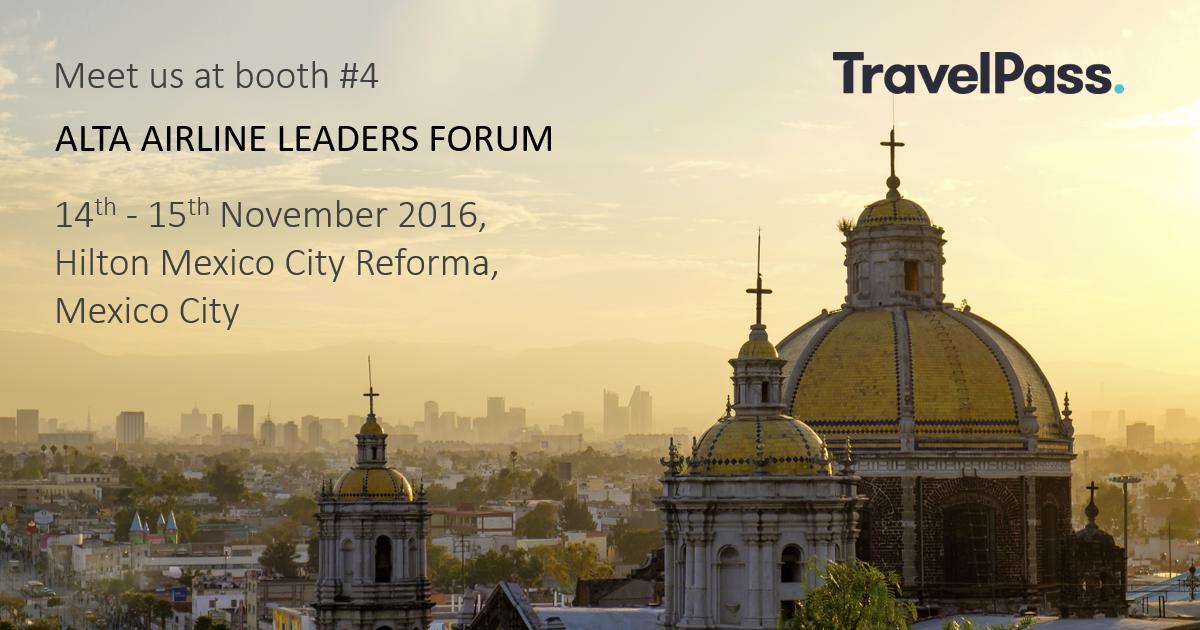 TravelPass sponsors ALTA Airline Leaders Forum